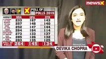 NewsX Brings Poll Of Polls 2019, NDA or UPA, Who Is Winning Lok Sabha Elections 2019?