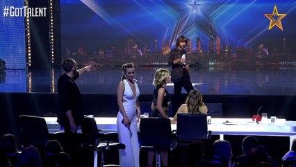 Huelga del jurado en el final de las Audiciones de 'Got Talent España'