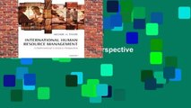 R.E.A.D International Human Resource Management: A Multinational Companies Perspective