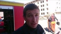 """Saint-Jean-de-Maurienne : les pompiers """"mettent le feu"""""""