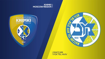 EuroLeague 2018-19 Highlights Regular Season Round 28 video: Khimki 71-76 Maccabi
