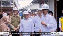 Kunker ke NTB, Jokowi Pastikan Bantuan Korban Gempa Tepat Sasaran