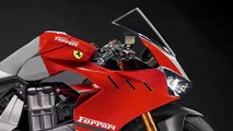 New Ferrari Superbike 1000cc 224HP Premium Special V4 Engine 2019-2020 | Mich Motorcycle
