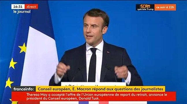 Gilets Jaunes : Le Président Emmanuel Macron défend le recours au dispositif Sentinelle demain