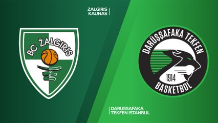 EuroLeague 2018-19 Highlights Regular Season Round 28 video: Zalgiris 94-67 Darussafaka