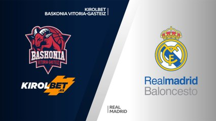 EuroLeague 2018-19 Highlights Regular Season Round 28 video: Baskonia 86-76 Madrid