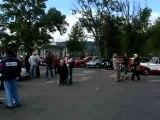 Rallye Vercors Classic 2006 à l'Epervière