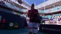 Defending champion John Isner beats Lorenzo Sonego in Miami Open second round