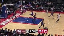 Jaron Blossomgame (17 points) Highlights vs. Grand Rapids Drive