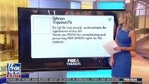 Fox News Shared Tweet From QAnon Account On Air