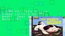 LGB The Poky Little Puppy (Little Golden Book)  Best Sellers Rank : #1