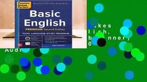 R.E.A.D Practice Makes Perfect Basic English, Second Edition: (beginner) 250 Exercises + 40 Audio