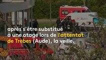 """""""Nous sommes honorés et fiers"""" : un an après l'attentat de Trèbes, le frère d'Arnaud Beltrame salue la vague d'hommages"""