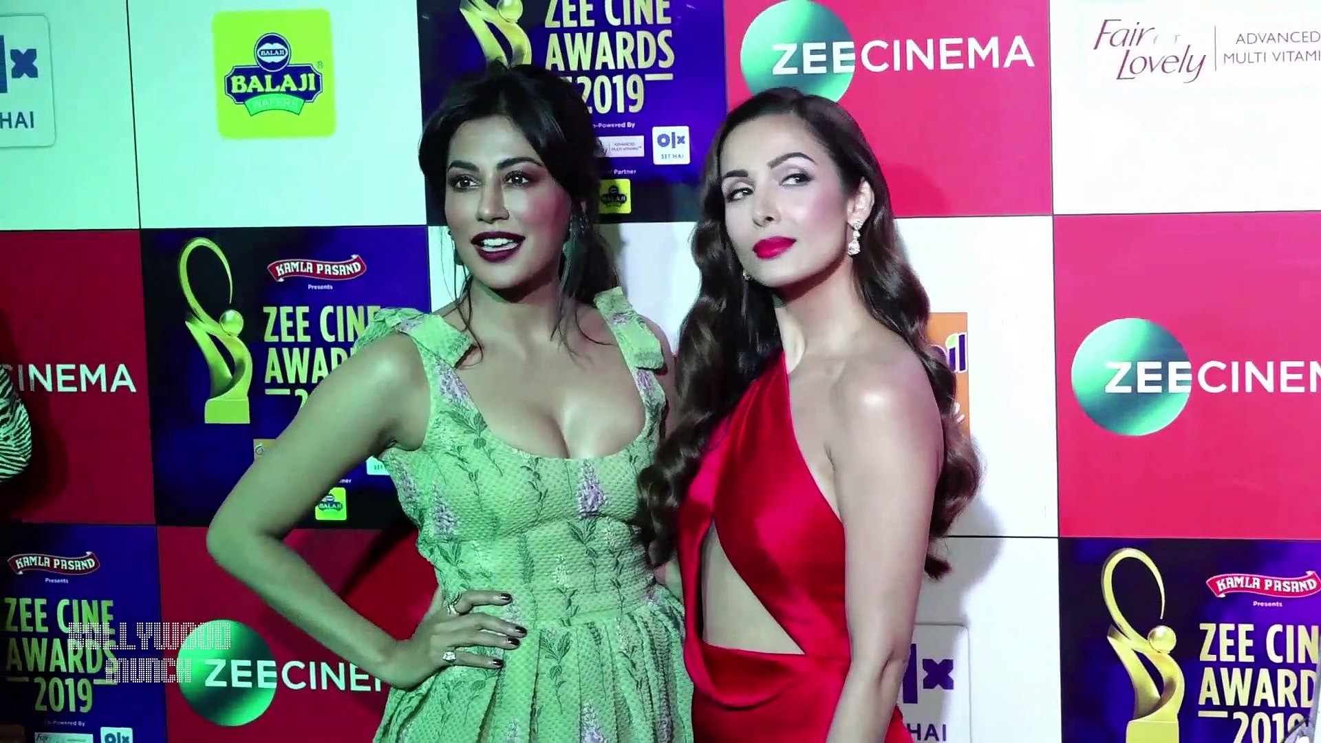 Zee Cine Awards 2019 Full Show Red Carpet Ranveer,  Ranbir,Alia,Deepika,KatrinaJanhvi,Varun
