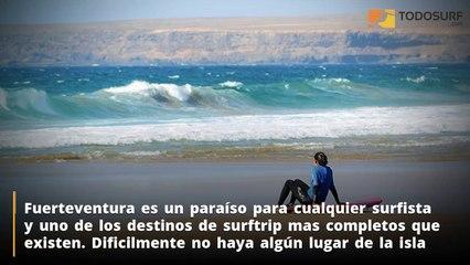 Fuerteventura protege por ley sus olas surfeables