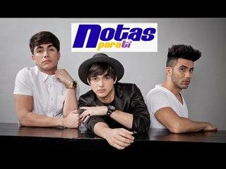 Ángeles - Besando tu boca / en vivo desde Cuba con Notas para ti