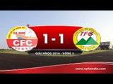 Cà Mau vs XM Fico Tây Ninh 1-1 | HIGHLIGHTS