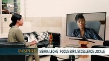 Sierra Leone : focus sur l'excellence locale [Inspire Africa]