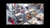 Frappée en plein Paris après avoir répondu à l'homme qui la harcelait, elle partage les images
