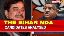 Lok Sabha Elections 2019: NDA announces Bihar candidates list   BJP, JDU, LJP alliance   Analysis