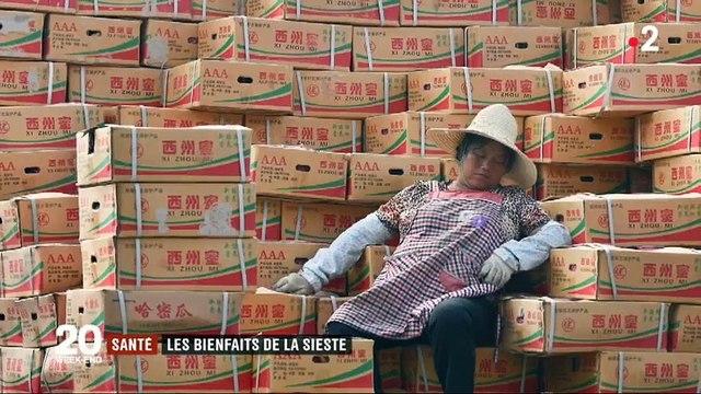 Faut-il autoriser, comme en Chine, la sieste au travail, et combien de temps ?