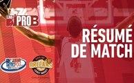 PRO B : Rouen vs Orléans (J23)
