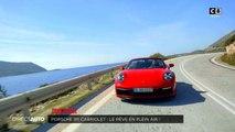 Zone Rouge : Porsche 911 Cabriolet, le rêve en plein air ! - Direct Auto - 23/03/2019
