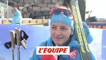 Aymonier «Beaucoup de choses se mettent en place» - Biathlon - CM (F)