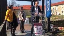 Inauguration de la 14e édition des journées d'histoire régionale a Ecurey (Sud Meuse) organisée par la Région Grand Est