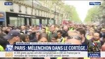 """Gilets jaunes: Aurore Bergé estime qu'il """"y a une forme d'indignité de la part de Jean-Luc Mélenchon"""""""
