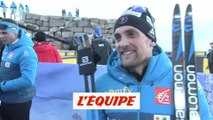Desthieux «Encore suffisamment d'essence pour bien faire» - Biathlon - CM (H)