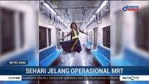 Jelang Peresmian MRT, Tagar #UbahJakarta Ramai di Medsos
