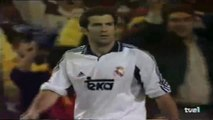 Luís Figo ● Goal and Skills ● Real Madrid 3:2 Lazio ● Champions League 2000-01