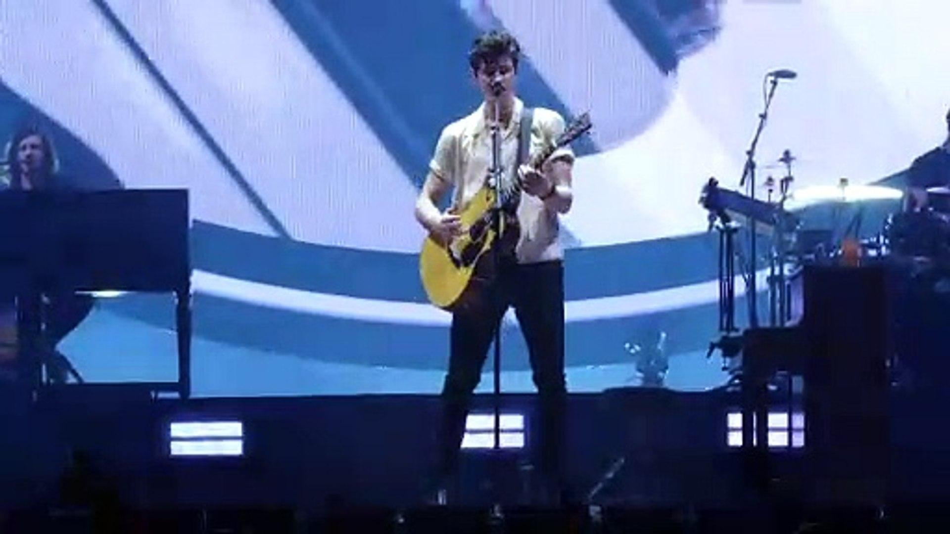 Shawn Mendes live all'Unipol Arena di Bologna: