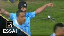 TOP 14 - Essai Jonathan BOUSQUET (USAP) - Perpignan - Grenoble - J20 - Saison 2018/2019