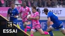 TOP 14 - Essai Arthur COVILLE (SFP) - Paris - Castres - J20 - Saison 2018/2019