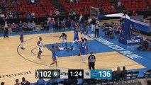 Amida Brimah (21 points) Highlights vs. Oklahoma City Blue