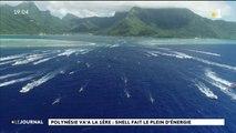 Marathon Polynésie La 1ère Va'a : Shell Va'a grand vainqueur
