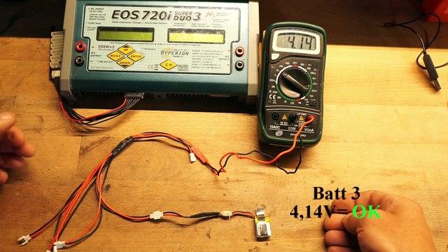 Banggood problem battery Eachine E012 Mini