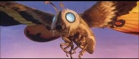 Godzilla Tokyo S.O.S. - Mothra vs. Godzilla