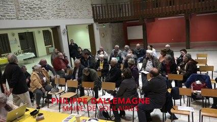 Grand-Débat - Ville-sur-Terre - 15 mars 2019 - Intervention de Philippe Dallemagne