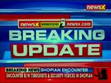 J&K, Shopian encounter: 3 terrorists killed in Keller area, search operation underway