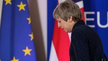 'I won't stand in the way': British Prime Minister May offers to quit if her Brexit deal passes