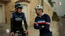 Geraint Thomas, l'autre leader