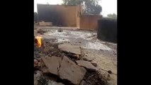 Scores killed amid an upsurge in ethnic and jihadist violence in Mali