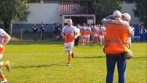 Rugby (Fédérale 3)  Chalon domine le derby face à Chagny