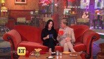 Courteney Cox Returns to the Real Friends Apartment in NYC