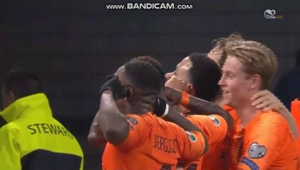 Memphis Depay Goal - Nederland 2-2 Germany 24.03.2019