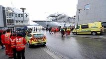 Le Viking Sky est arrivé à bon port après avoir frôlé la catastrophe