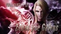 Dissidia Final Fantasy NT - Bande-annonce Zenos yae Galvus